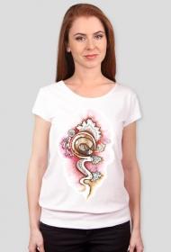 T-shirt damski Organic