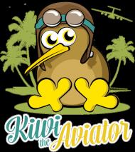 AeroStyle - Kiwi the Aviator zielona, dla dziewczynki