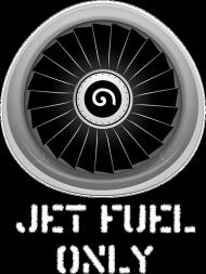 """AeroStyle - koszulka """"Caution! Jet blast"""" dla dziewczynki"""