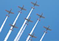 AeroStyle - plakat, formacja polskich Orlików