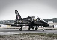 AeroStyle - plakat samolot wojskowy