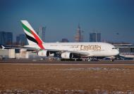 AeroStyle - plakat A380 w Warszawie