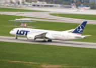 AeroStyle - plakat Boeing 787 Dreamliner