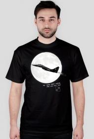 AeroStyle - Nie śpi ktoś, by spać mógł ktoś. Polskie siły powietrzne - Mig 29 na tle księżyca
