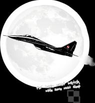 """AeroStyle - koszulka damska """"Nie śpi ktoś, by spać mógł ktoś"""" - Mig 29"""
