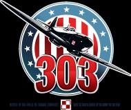 AeroStyle - bluza dla dzieci, polski spitfire 303