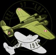 AeroStyle - samolot PZL-37 Łoś męska