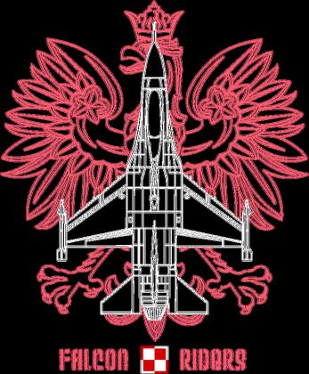 AeroStyle - Falcon Riders damska