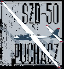 AeroStyle - kubek z szybowcem Puchacz