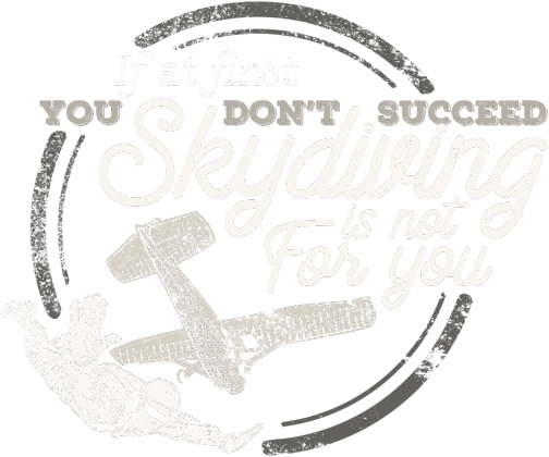 AeroStyle - damska Successful skydiver