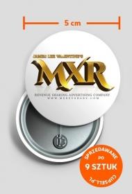 MXR Pin 5cm