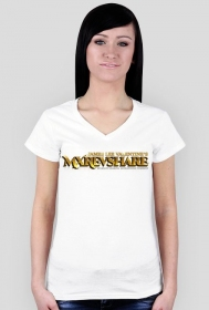 V-neck T-Shirt for women