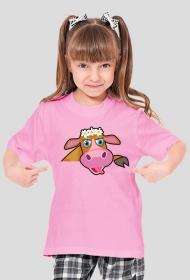 """""""Krowa różowa"""""""
