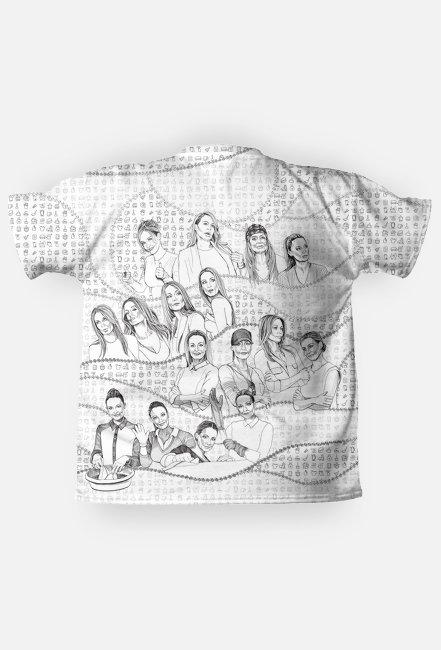 Projekt Lady / Azja Express / t-shirt regular