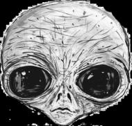 T-shirt dziecięcy Alien