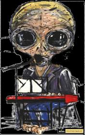 Alien bluza