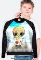 Bluza dziecięca FullPrint Alien Joga 3
