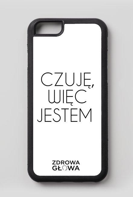 CZUJĘ - case iPhone 6/6s