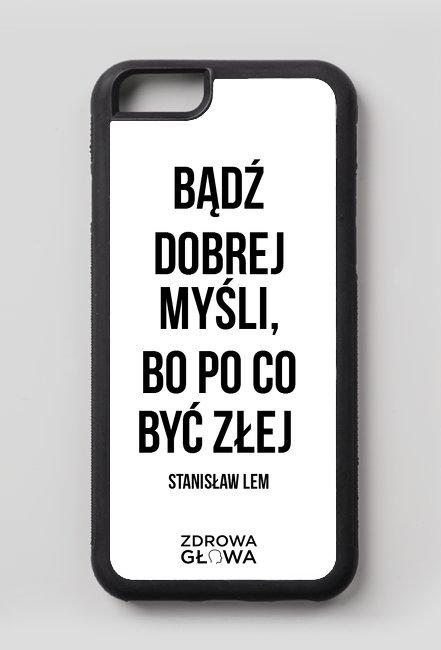 DOBRA MYŚL - case iPhone 6/6s