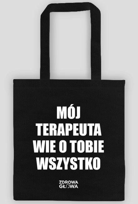 MÓJ TERAPEUTA - torba