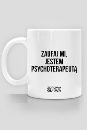 PSYCHOTERAPEUTA - kubek