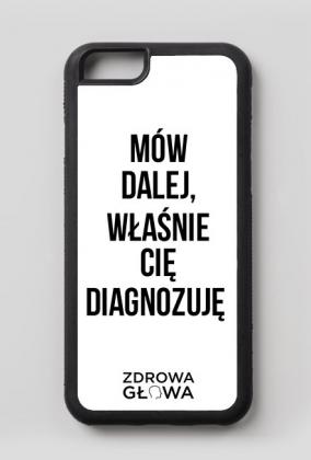 DIAGNOZA - case iPhone 6/6s