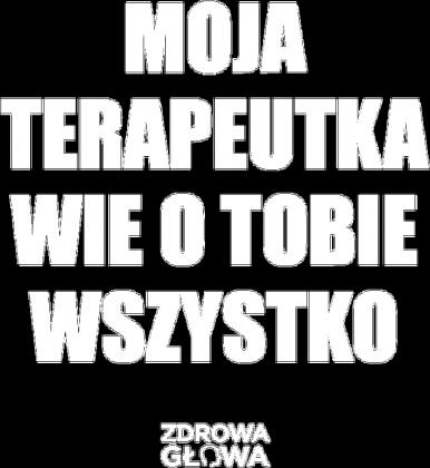 MOJA TERAPEUTKA - torba
