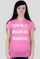 DIAGNOZA - koszulka damska
