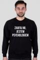 PSYCHOLOG - bluza męska