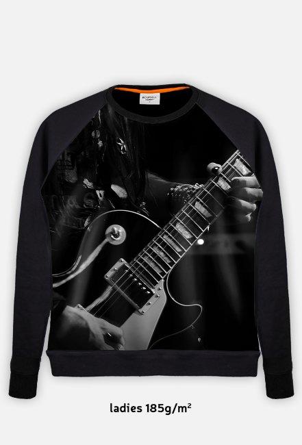 Bluza damska gitara