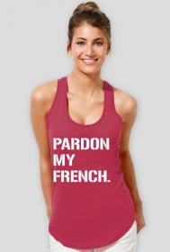 Koszulka Pardon my French
