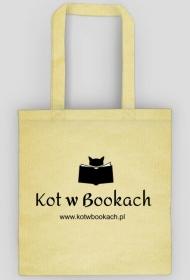 Eko torba Kot w Bookach
