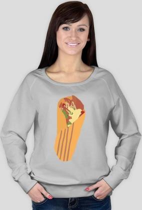 bluza damska - kebab