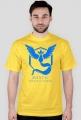 Pokemon GO - koszulka Team Mystic