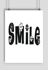 PLAKAT A2 Smile