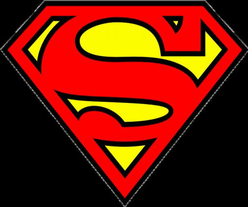 "Bluza bez kaptura""SuperMan"""