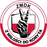 Bluza z kapturem ZMKD
