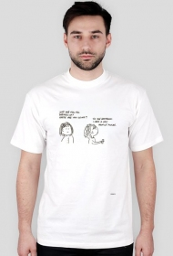 Profile picture t-shirt męski