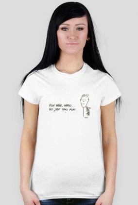 FUNpage t-shirt damski