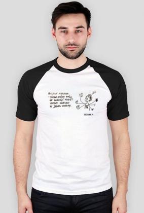 PM t-shirt męski