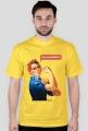 Optimize t-shirt męski