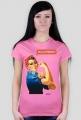 Optimize t-shirt damski