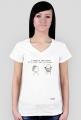 Protection t-shirt damski