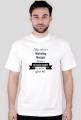 Marketing manager t-shirt męski