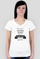 SM specialist t-shirt damski