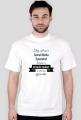 SM specialist t-shirt męski