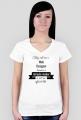 Web designer t-shirt damski