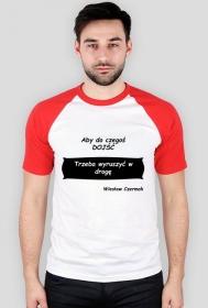 Koszulka Męska z cytatem