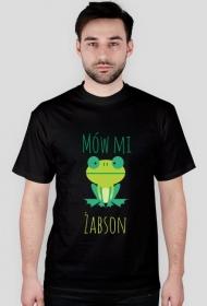 Koszulka męska - ŻABSON