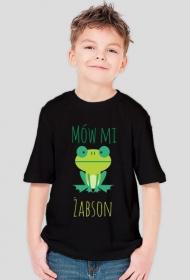 Koszulka dziecięca - ŻABSON